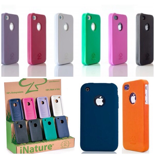 Cover iphone…ecologiche e made in italy? Esistono!